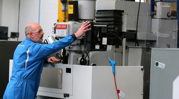 Employment in engineering firms now accounts for almost a fifth of jobs