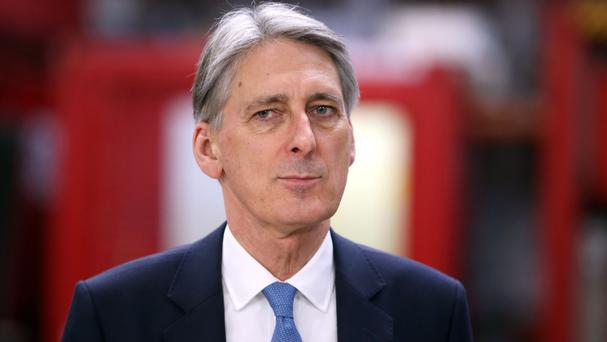 The move will be announced by Chancellor Philip Hammond when he delivers his first Budget statement to the House of Commons