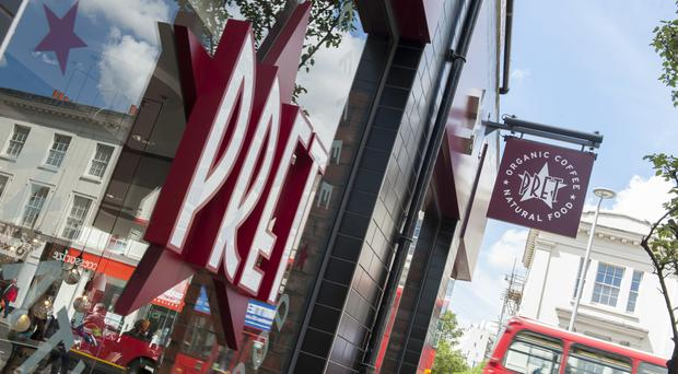 Staff at Pret A Manger come from 110 different nationalities