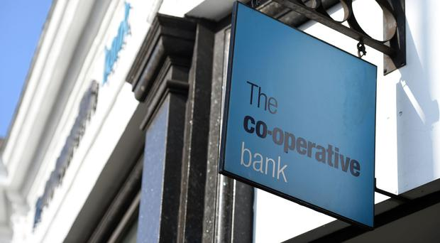 The Co-operative Bank is seeking suitors