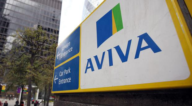 Insurance giant Aviva saluted a 'breakout year' for its fund management arm