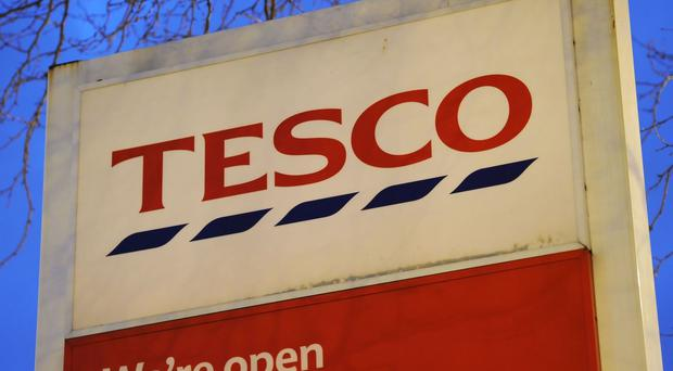 Tesco said it was rectifying the situation