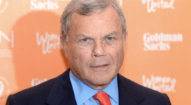 Sir Martin Sorrell, CEO of advertising giant WPP