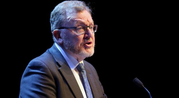 David Mundell said the announcement marked a 'difficult and uncertain time for the workers, families and the community in Livingston'