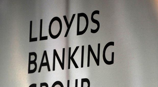Lloyds Banking Group has set aside another £350 million