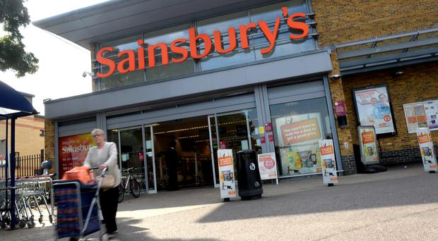 Sainsbury's faces a continuing supermarket price war and pressure on costs and shelf prices from the Brexit-hit pound