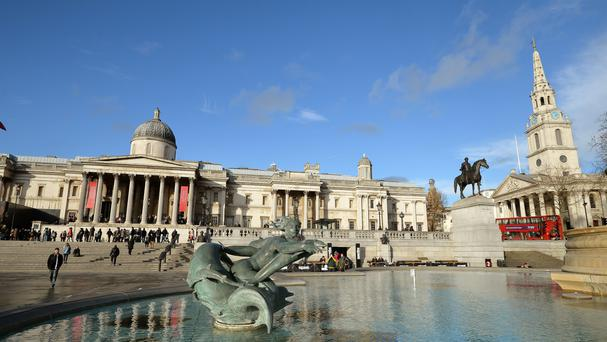Union members at London's National Gallery claim Securitas has
