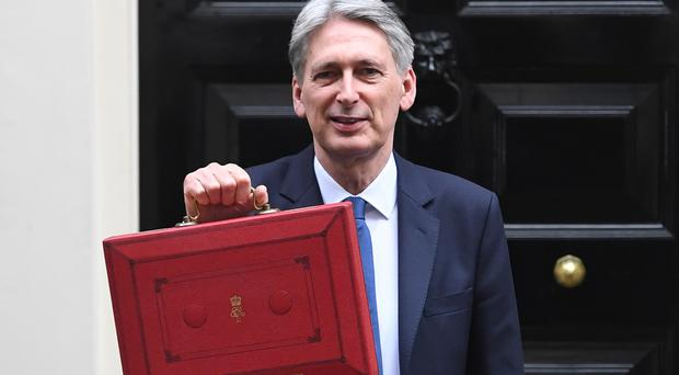 Chancellor Philip Hammond has committed to balancing the books 'at the earliest possible date'
