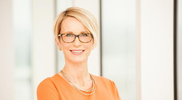 Emma Walmsley is due to replace Sir Andrew Witty (GSK/PA Wire)