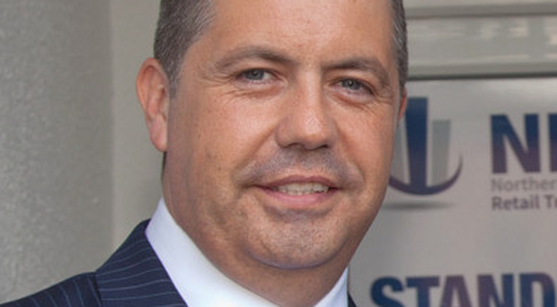 Glyn Roberts, the chief executive of the Northern Ireland Independent Retail Trade Association