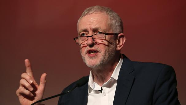 Jeremy Corbyn accused ministers of