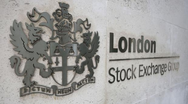 The FTSE 100 Index closed at an all-time high of 7415.95