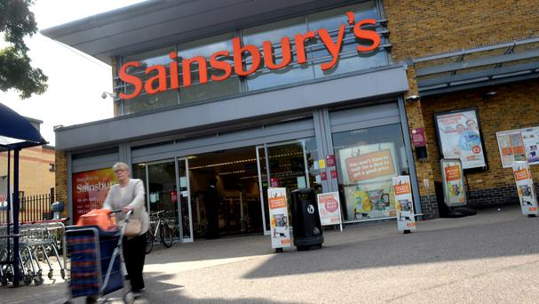 Sainsbury's has blamed its sales slip on the later Mother's Day and Easter this year