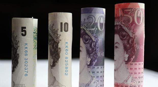 Higher household borrowing could offset a slowdown in the short term, the report said