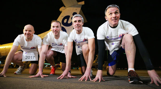 The hugely-popular Grant Thornton Runway Run is back for a third year, with a record number of entries from the local business community expected for the 2017 event