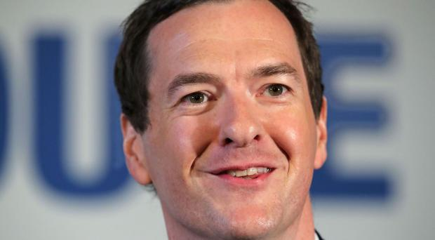 George Osborne's family firm will see rates fall for its London showroom