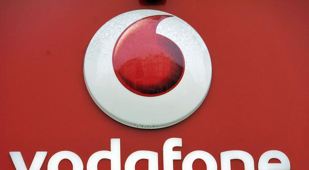 Vodafone said the deal would results in 'substantial' cost savings of around £8 billion