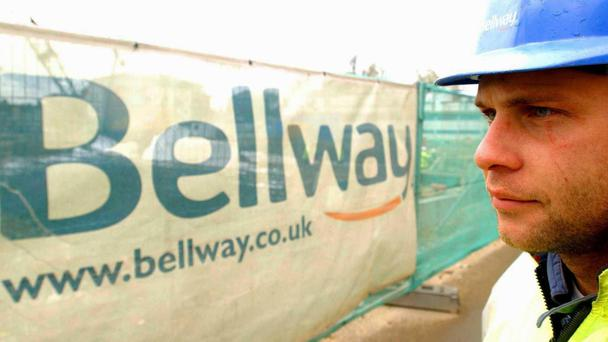 Bellway said the number of homes sold for the full year is expected to rise by 'at least 5%'