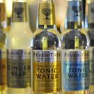 Fever-Tree drinks at Old Spitalfields Market in London