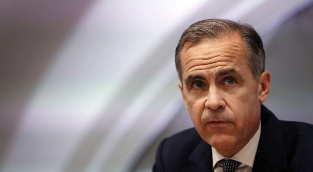 Mark Carney said Charlotte Hogg had made an