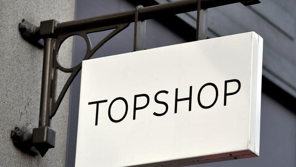 Topshop workers said strike action last month disrupted deliveries to stores in Sir Philip Green's company