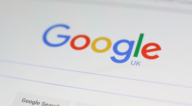 Google came under fire after Government adverts were placed on