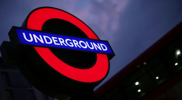 The union member was sacked after he confronted a fare dodger at a Tube station in November