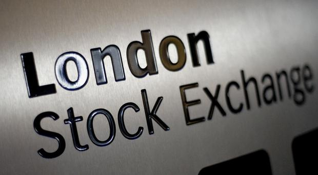 London's blue chip index dropped more than 0.9% or around 68 points to around 7,309 points in early trading.