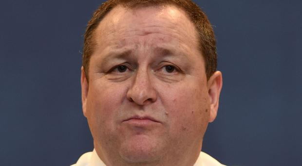 Sports Direct owner Mike Ashley is embroiled in a High Court fight with Rangers