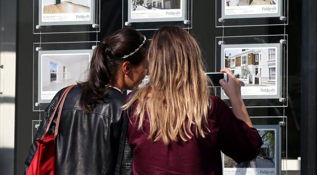 One in seven young non-homeowners think they will be renting for the rest of their lives, a study said
