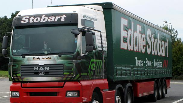Eddie Stobart gets into gear with £550m flotation