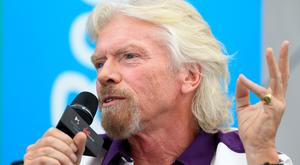 Sir Richard Branson supported the Remain campaign