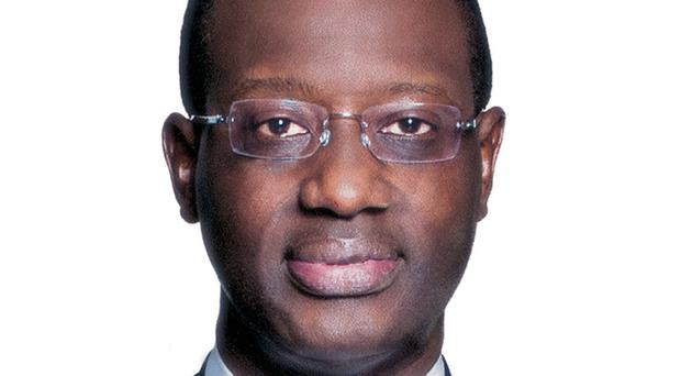 Credit Suisse chief executive Tidjane Thiam recently announced plans to slash more than 5,500 jobs (Prudential/PA)