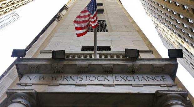 The Standard & Poor's 500 index finished down 1.98 points, or 0.1%, at 2,343.98 (Richard Drew/AP)