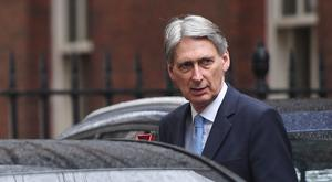 Mr Hammond's spokesman stressed he has no day-to-day input into the firm