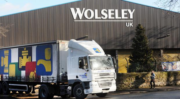 Wolseley is also to pull out of the Nordics