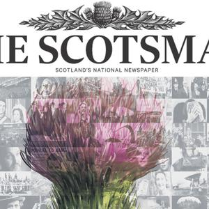 The Scotsman publisher Johnston Press said there were shoots of a recovery