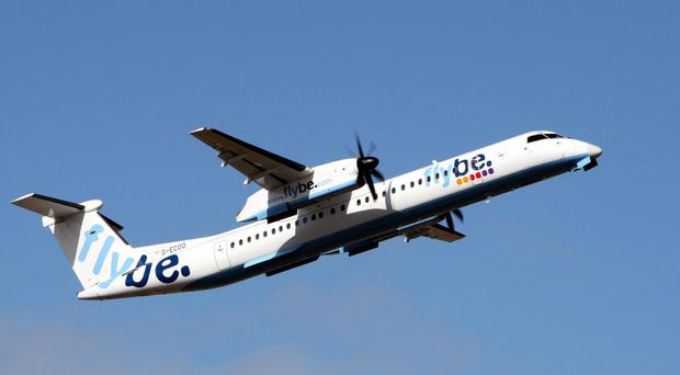 Flybe said profits would be £5 million to £10 million lower in the current financial year