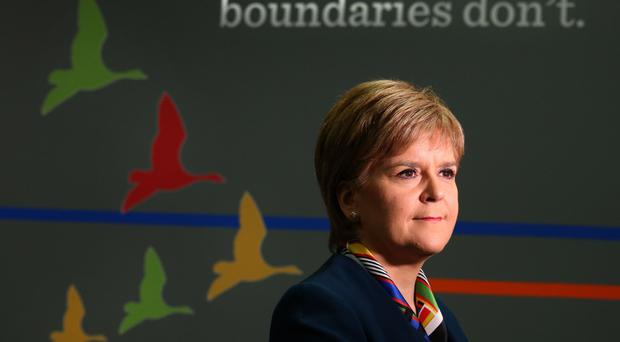 The announcements have been welcomed by First Minister Nicola Sturgeon at the start of her week visiting the United States.