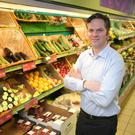Jonathan is the fourth generation of his family to run the Crawfords retail business in Maghera