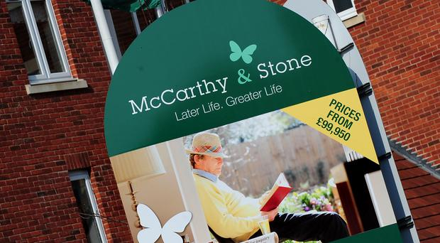 McCarthy & Stone's profits have been hit by Brexit uncertainty