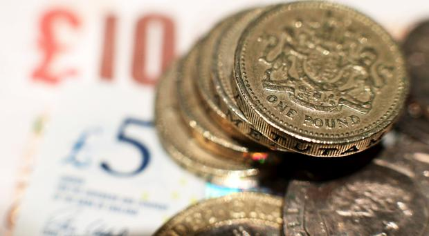 The services sector bounced back despite cost pressures from the Brexit-hit pound