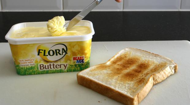 Unilever has decided to sell its underperforming spreads business, which includes Flora, Stork and I Can't Believe It's Not Butter