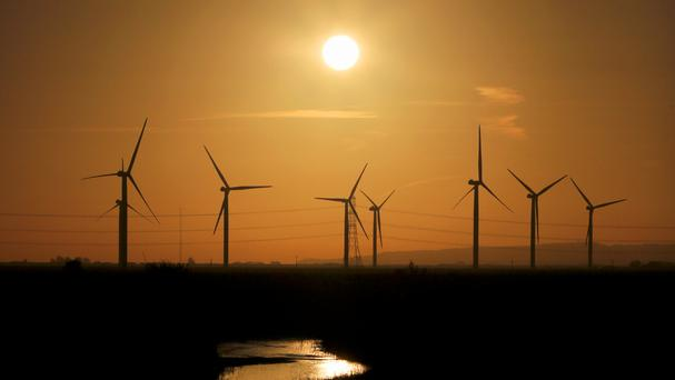 Businesses working in the fields of renewable energy and low carbon technology and products had a turnover of £43.1 billion, figures show Environmental sector generates £43 billion and employs 234,000 ... - Belfast Telegraph Environmental sector generates £43 billion and employs 234,000 ... - Belfast Telegraph PANews 20BT P dbc0cd5e 58e3 410e bcb9 08a76b3f1716 I1
