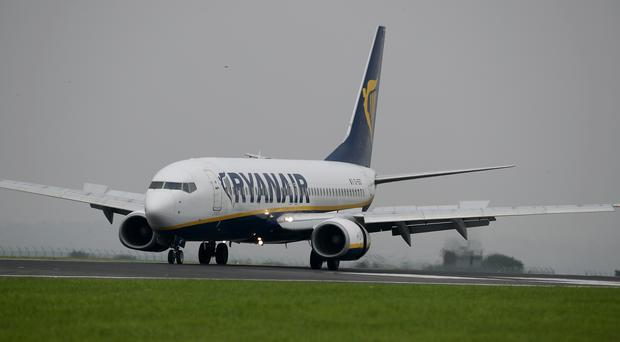 Ryanair chief financial officer Neil Sorahan warned that warned flights between the UK and the European Union may be suspended