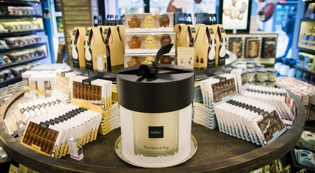 Hotel Chocolat already has a traditional shop at Victoria Square