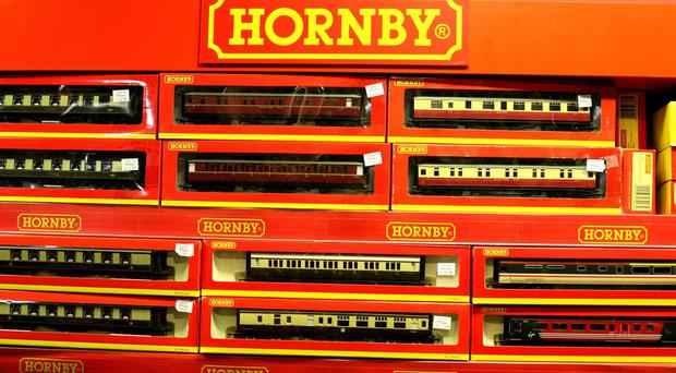Hornby said revenues in the fourth quarter showed an improving trend
