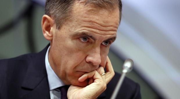 Mr Carney called for the UK to