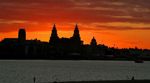 Liverpool voters are among those going to the polls