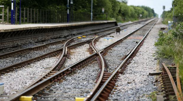 There was chaos at Brighton station on Sunday evening because of delays and cancellations